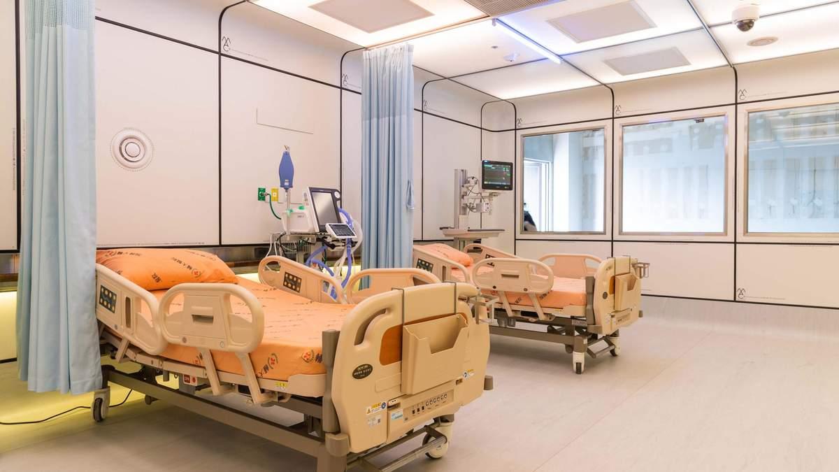Лікарня із вторсировини для хворих на коронавірус – як виглядає модульний госпіталь у Тайвані