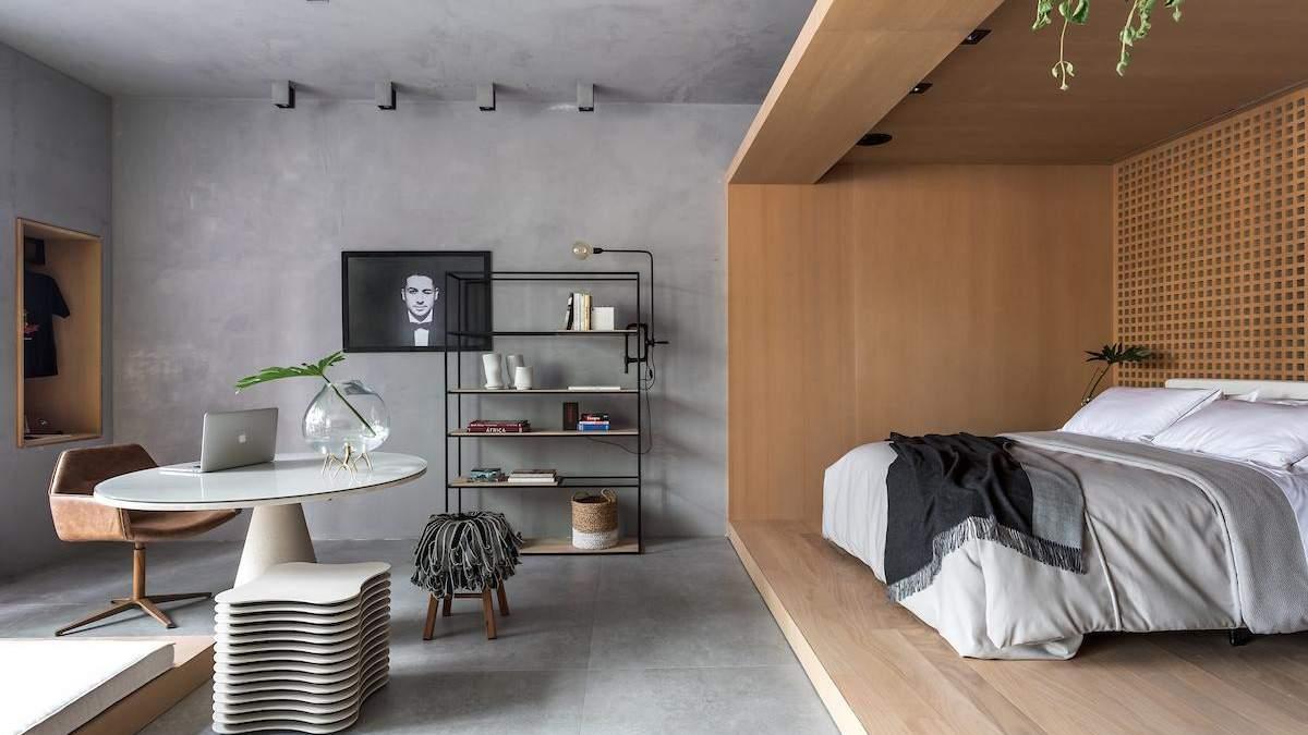 Лофт в интерьере: пример обустройства квартиры в популярном сегодня стиле – фото