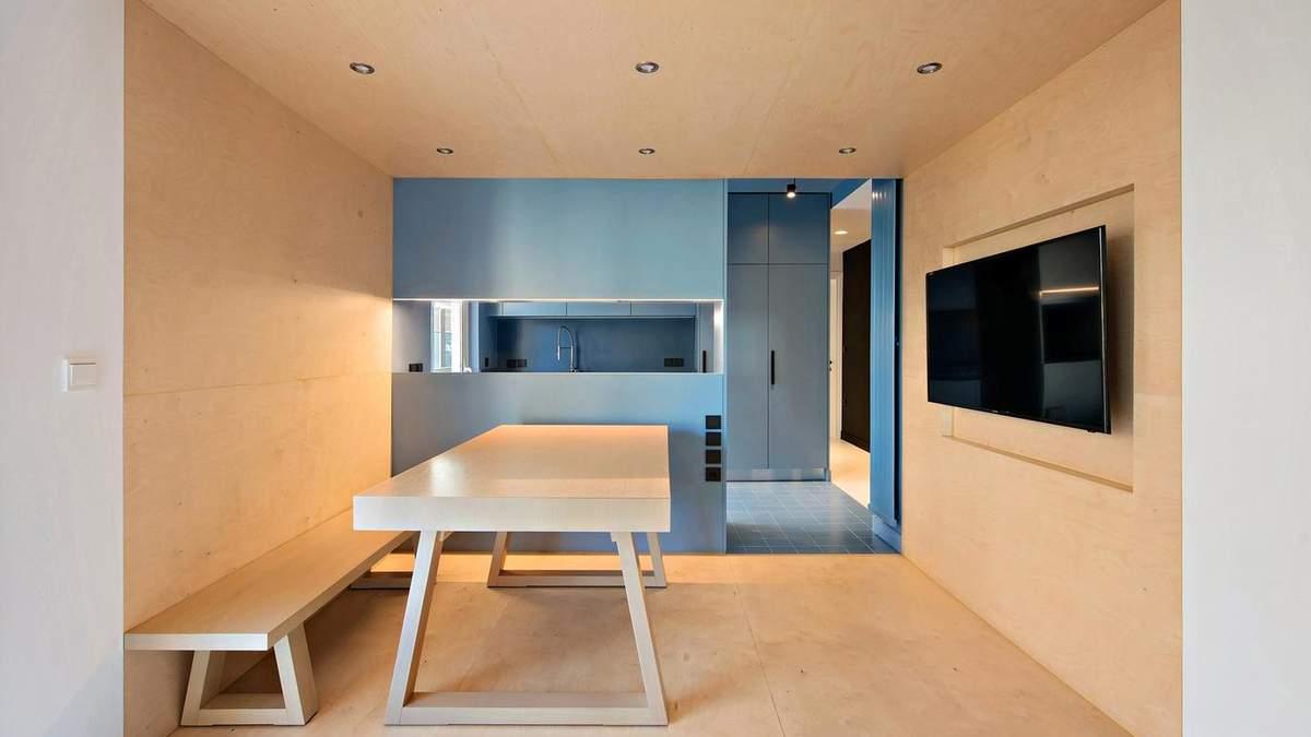 Монохромные кухни: как правильно оформить, и какие особенности использования одного цвета – фото