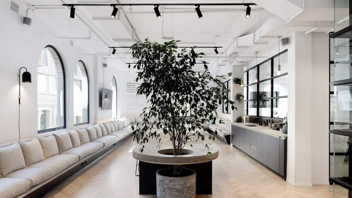 Середовище, де компанії процвітають: фото сучасних та комфортних інтер'єрів для офісів