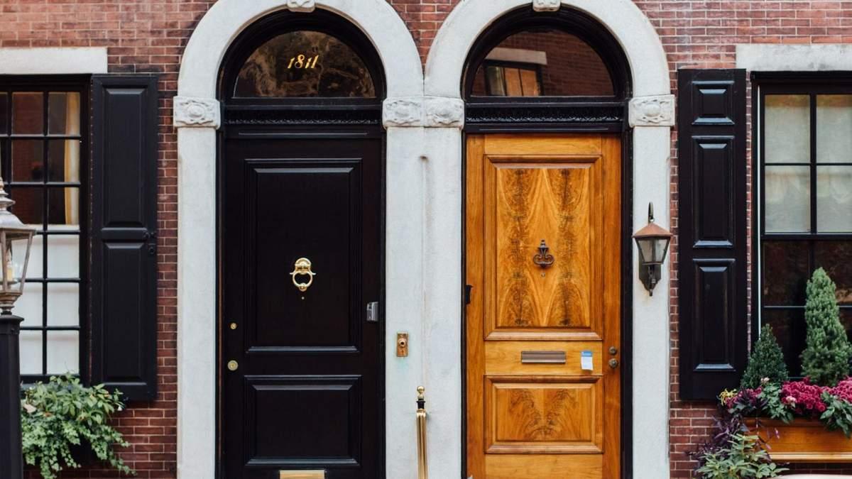 Дизайну дверей обычно уделяют мало внимания