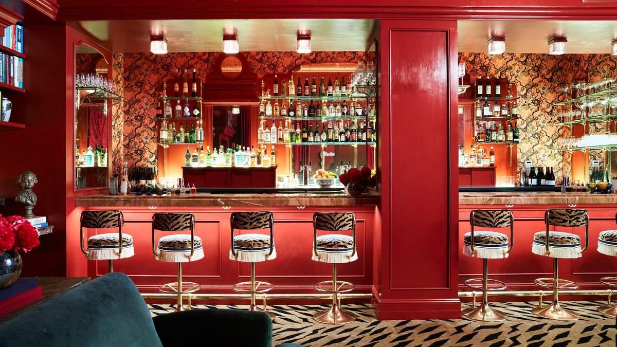 Сочетание шика и минимализма: фото роскошного отеля из Франции
