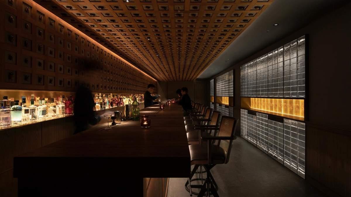 Секретный ресторан: в Шанхае открыли бар в подвале со стильным интерьером - фото