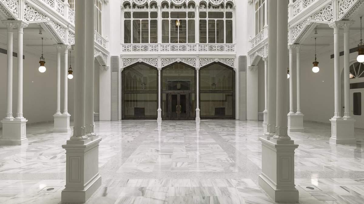 Гроші всієї Європи: як виглядатиме після реставрації бібліотека Національного банку Іспанії