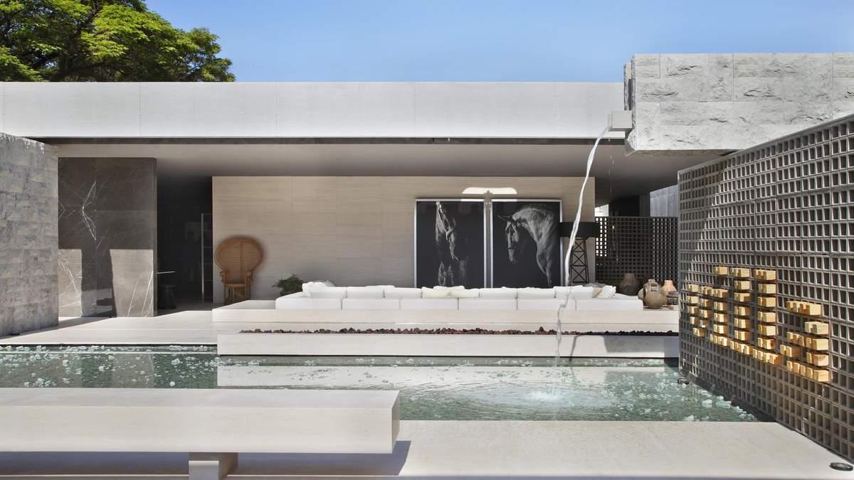 Будинок без вікон: фото розкішної вілли відкритого типу з Бразилії