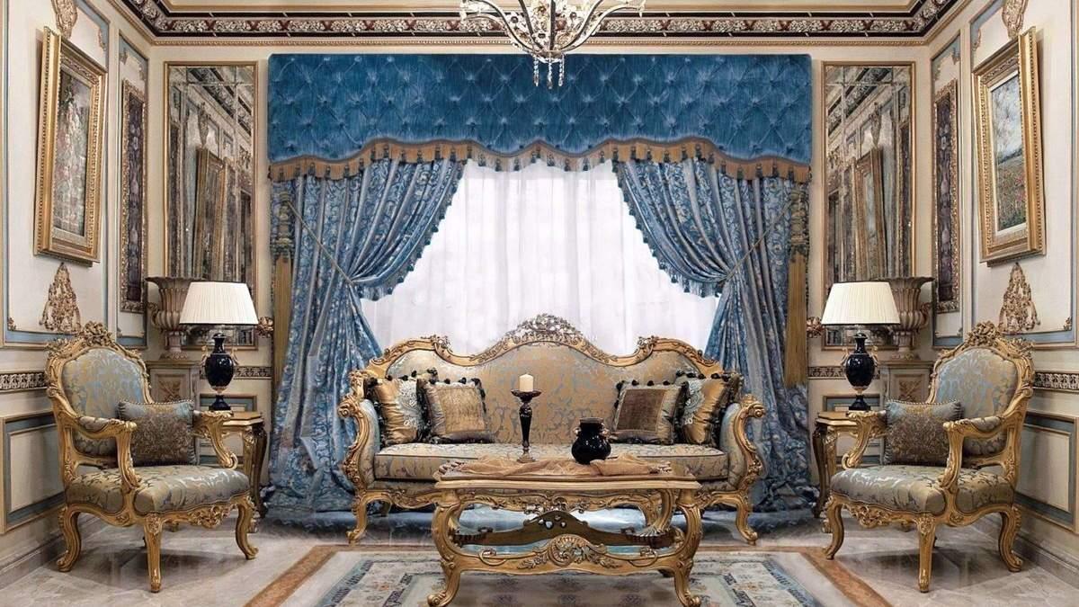 Стиль рококо в интерьере – особенности, мебель и детали
