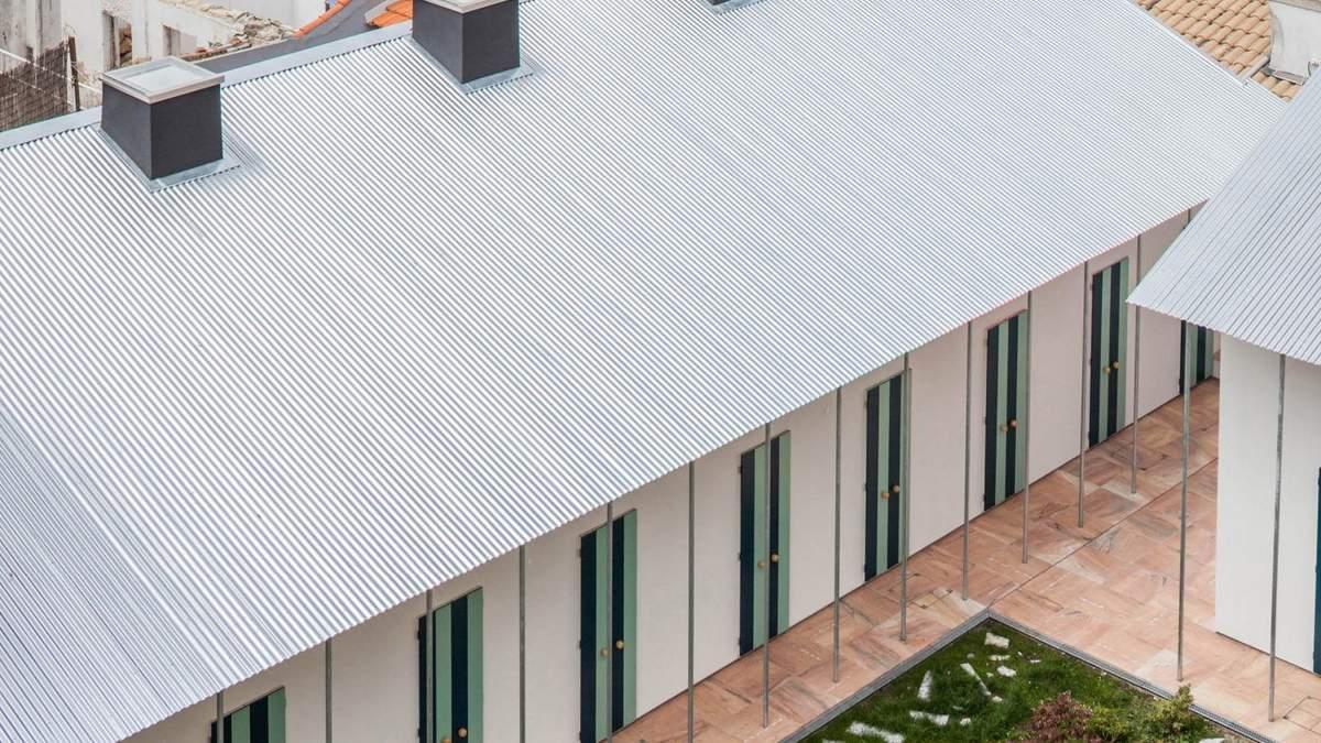 6 бюджетных мини-квартир с идентичным гранитным интерьером: фото из Португалии