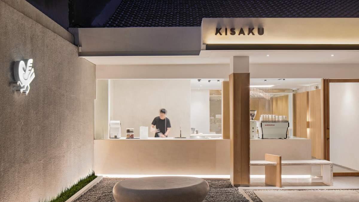 Интерьер кофешопа из Индонезии: светлый символ кофейной культуры из Джакарты – фото