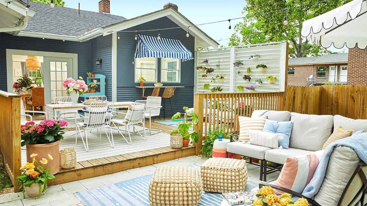 Как обустроить сад дома самостоятельно – фото и советы