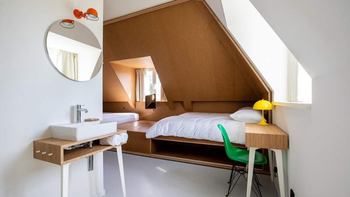 Все в одному:  в Нідерландах відкрили готель, де кожен номер має свій стиль – фото