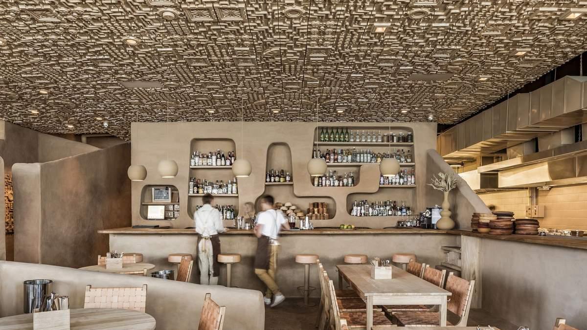 Ресторан древних майя: невероятный дизайн заведения из Мексики – фото