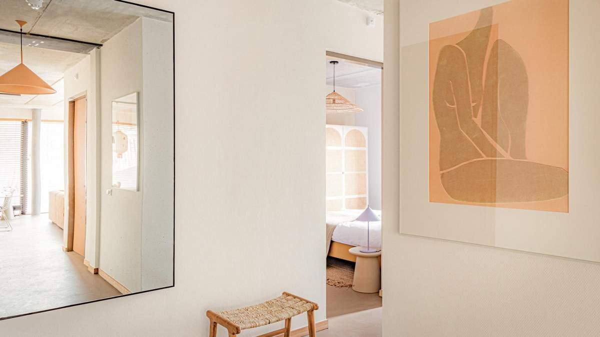 Пустельний інтер'єр: в Нідерландах відкрили стильний готель