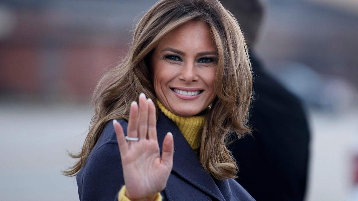 Меланию Трамп раскритиковали за ее редизайн известного Розового Сада: причина и фото