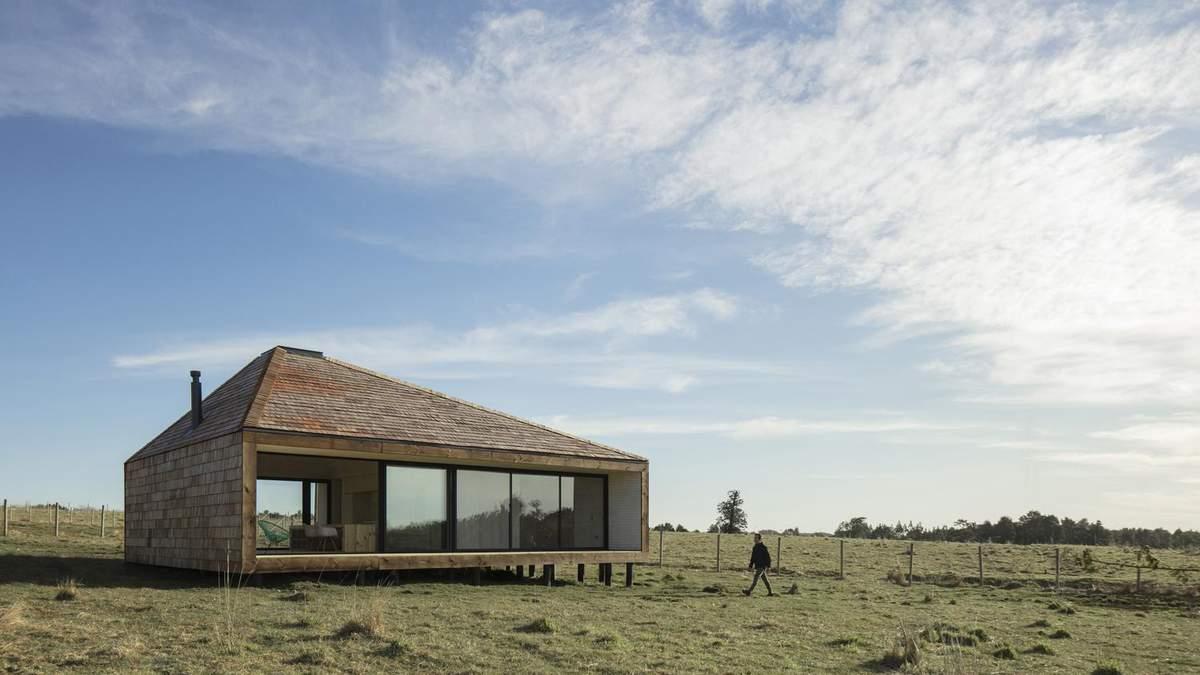 Абсолютно одинок: как построить стильный, но бюджетный дом – фото