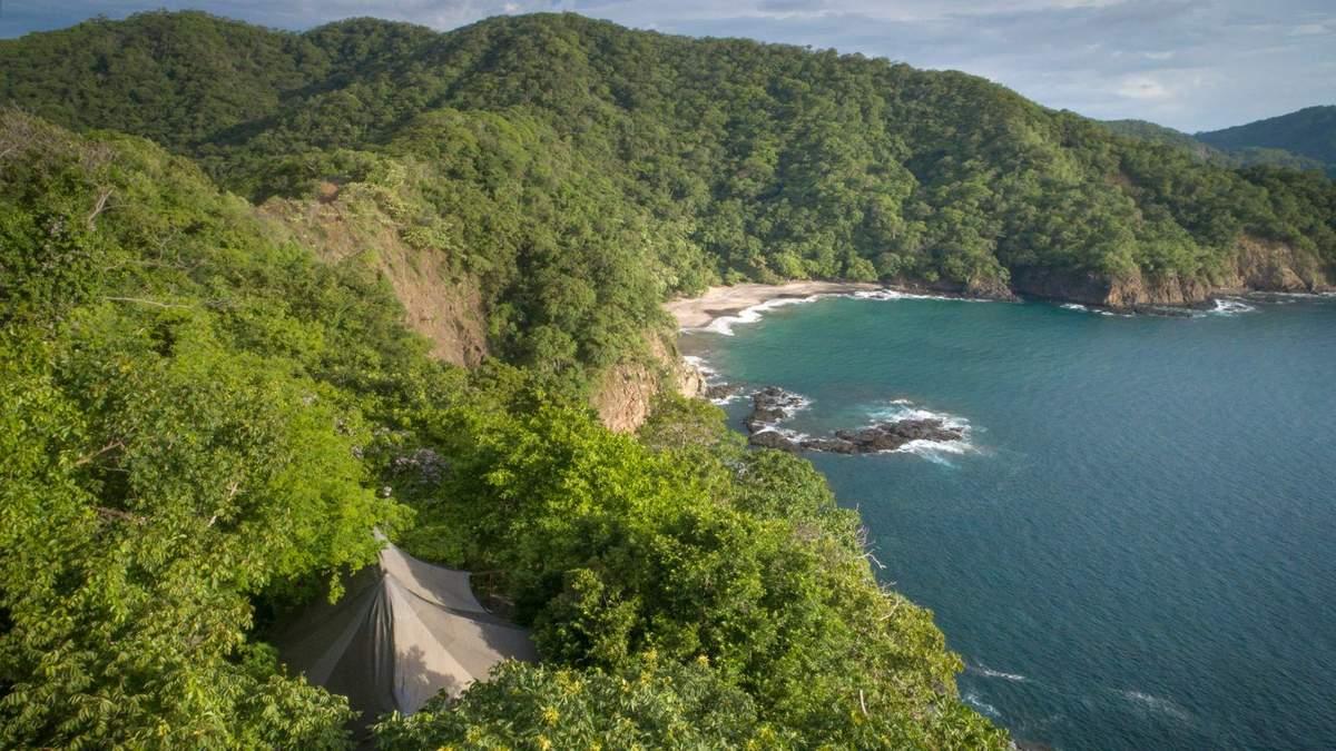 Легкий інтер'єр та відсутність бетону: в Коста-Риці побудували еко готель – фото
