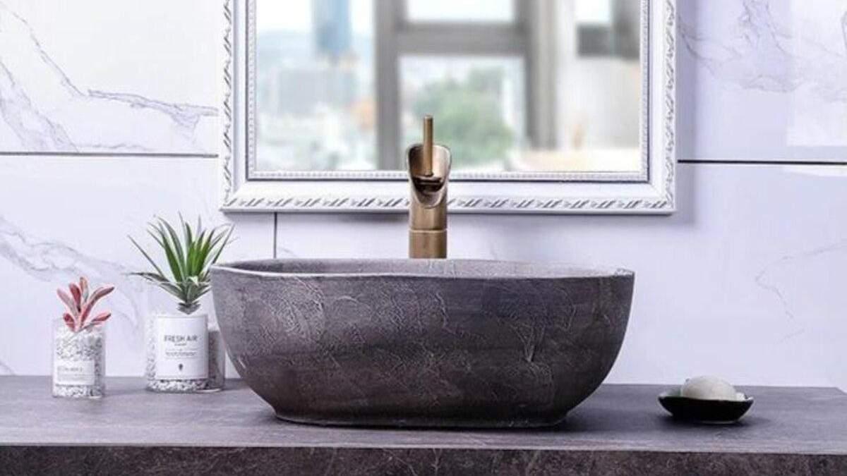 Раковины из бетона – новый тренд в дизайне: преимущества необычного материала