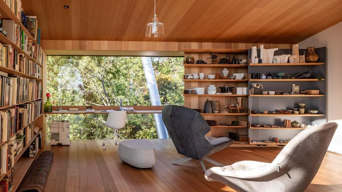 Скляні стіни та японська кераміка: як іменитий архітектор переробив свій будинок – фото