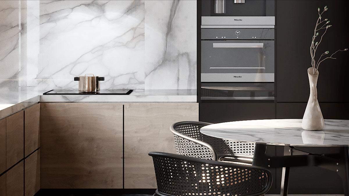 Дизайн кухні 2020 – планування, як облаштувати кухню: фото