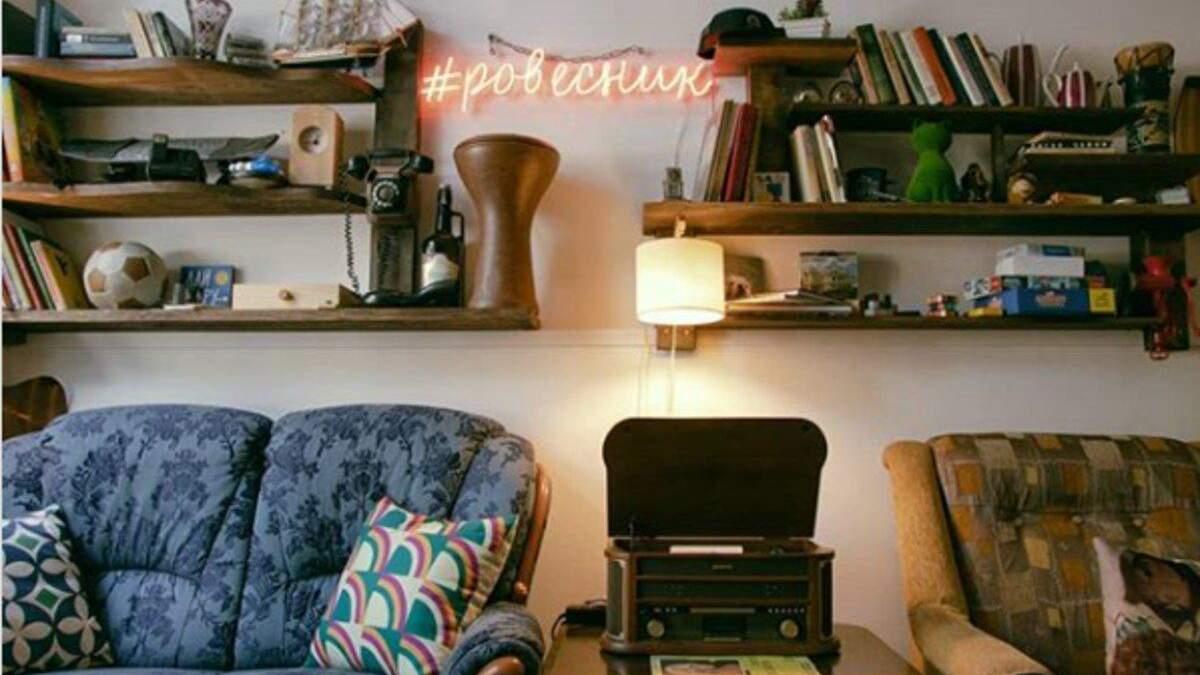 Интерьер создан, чтобы чувствовать себя как дома