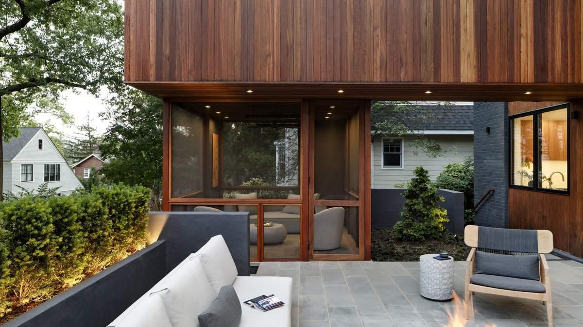 Будинок в США максимально інтегрований в природу