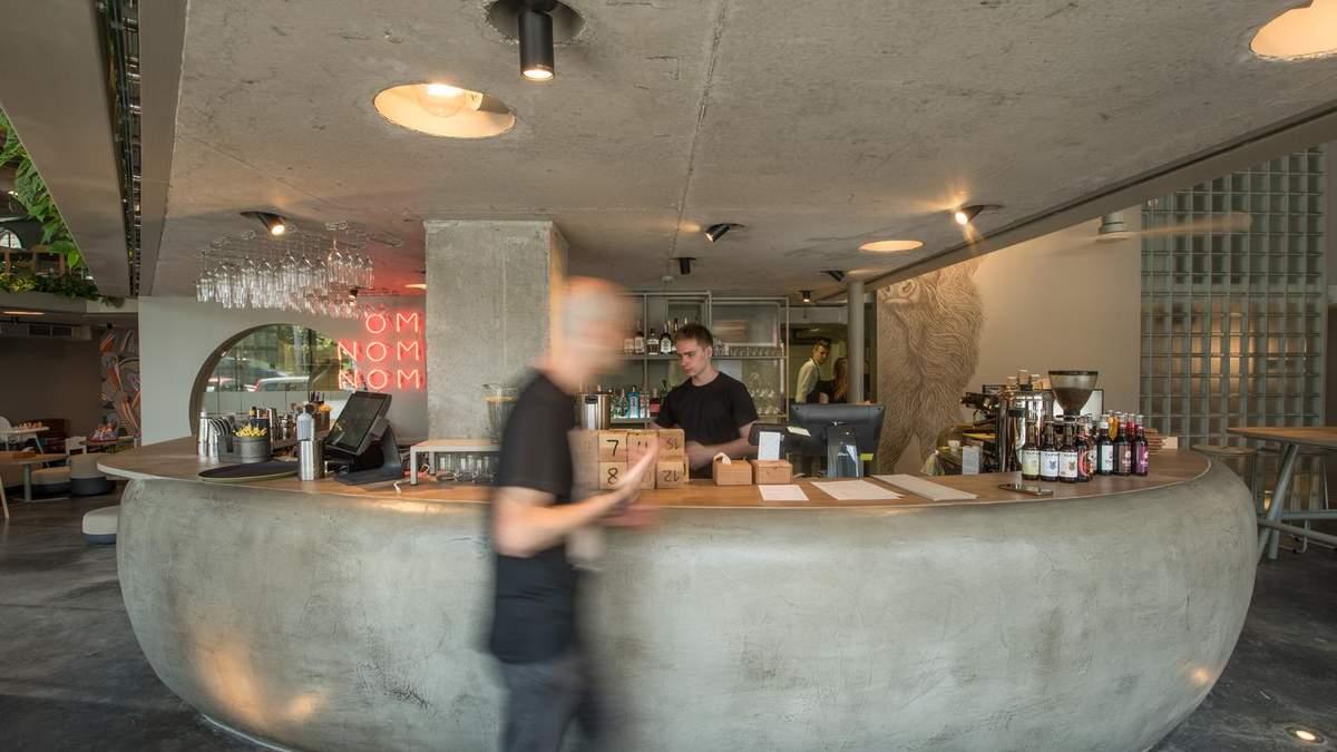 Львовское кафе попало на страницы всемирно известного журнала – фото интерьеров