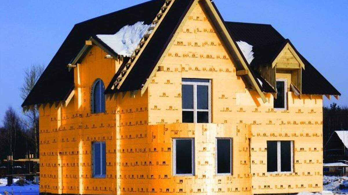Зовнішнє утеплення стін – корисні поради,  який обрати теплоізоляційний матеріал