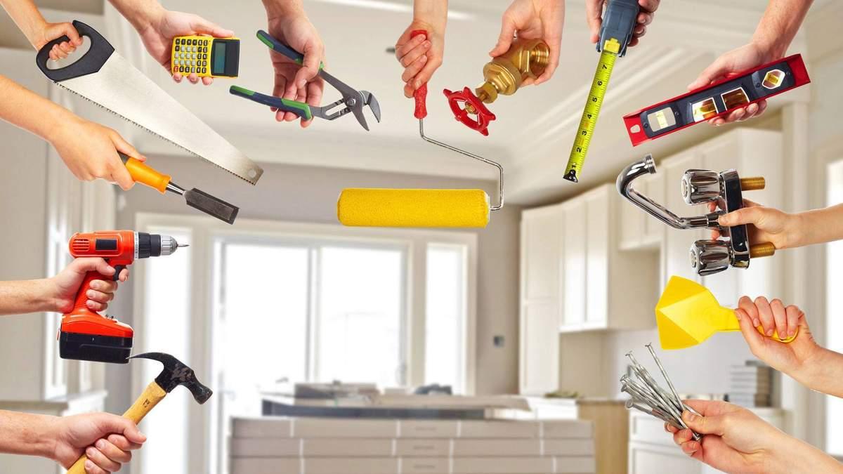 Важливо не зіпсувати враження від ремонту неправильним підбором деталей