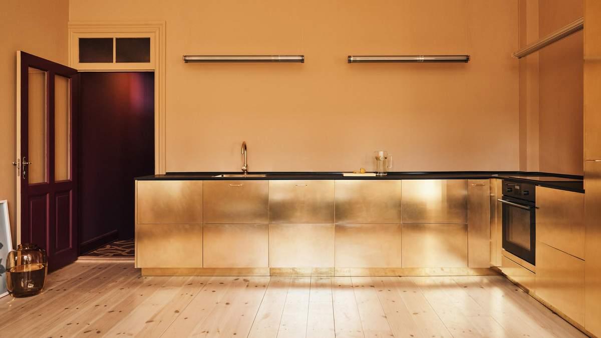 Стильний інтер'єр кухні