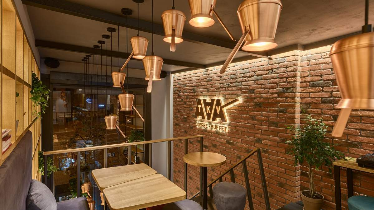 У Саудівській Аравії вкрали дизайн і назву популярної київської кав'ярні Takava: фотодокази
