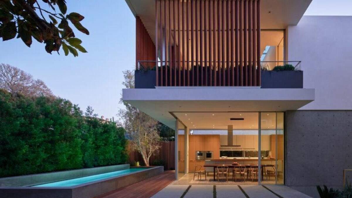 Енергоефективний будинок у Каліфорнії