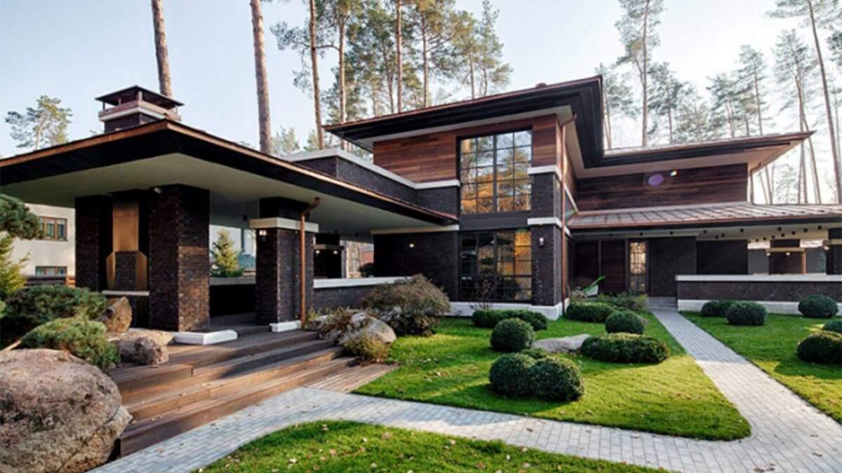 Дом в стиле Фрэнка Райта