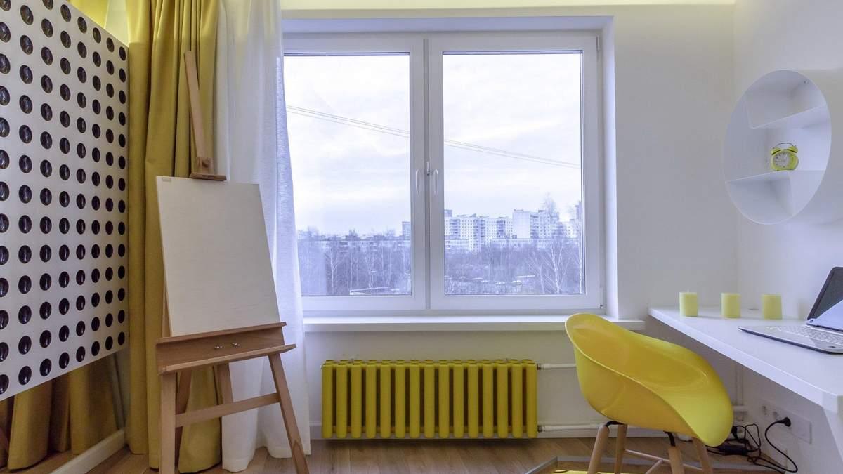 Як замаскувати радіатор у квартирі