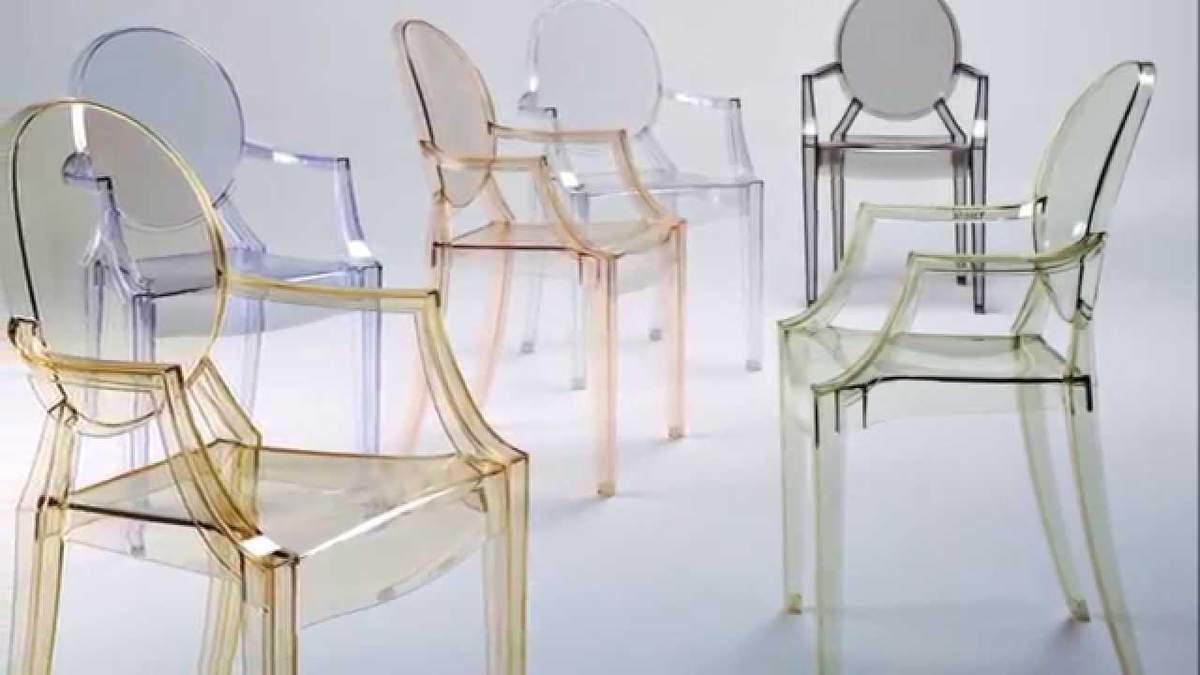 Найвідоміші стільці в світі
