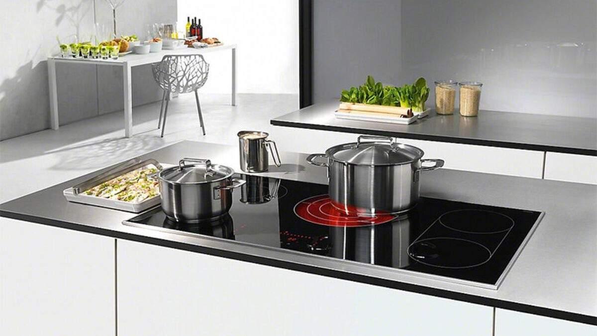 Індукційна плита для кухні: названо ключові переваги