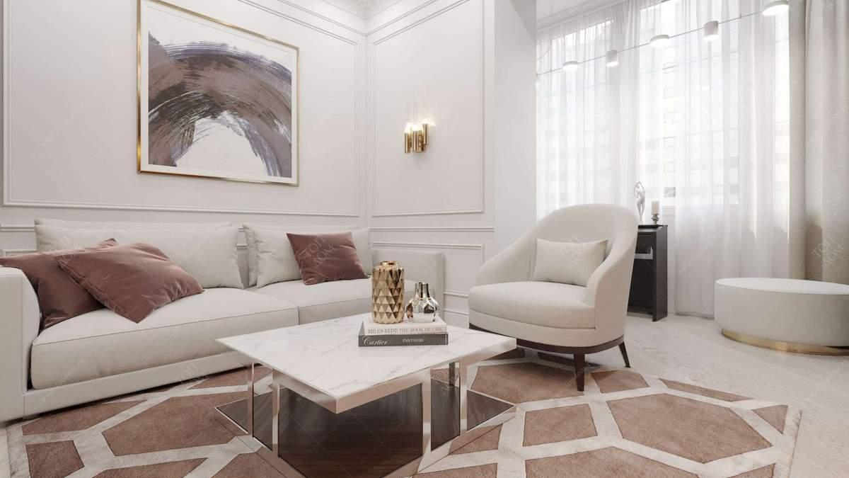 Как сочетать шторы с обивкой мебели и подушками для стильного интерьера