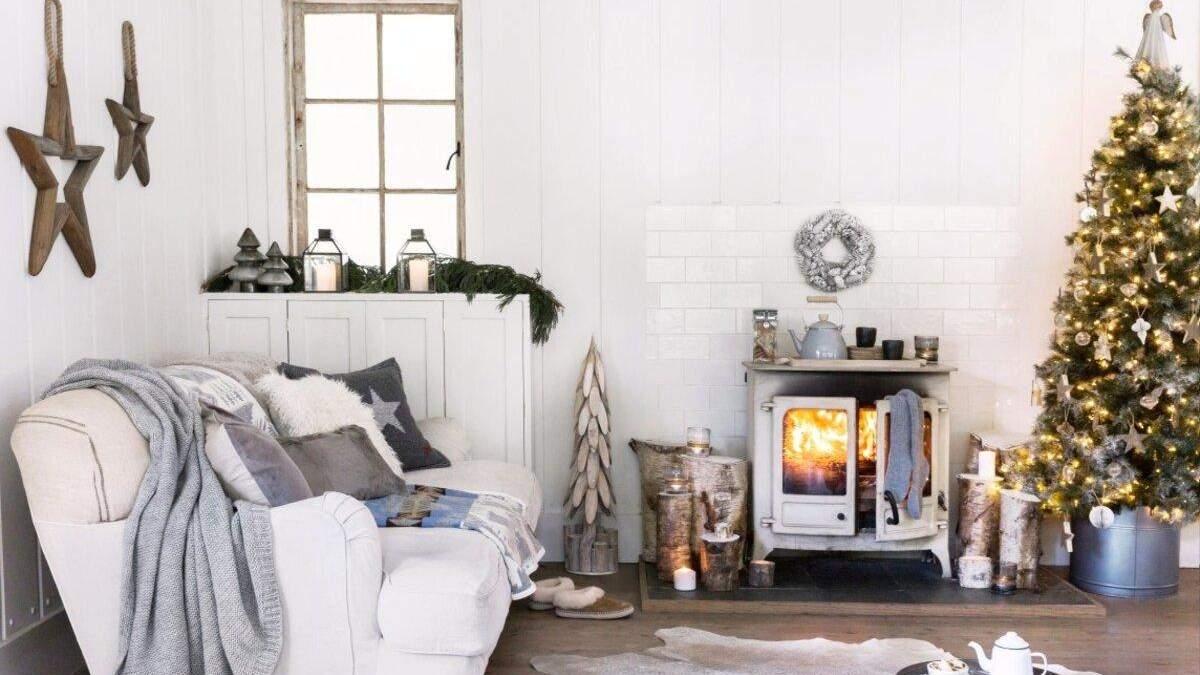 Как украсить жилье в скандинавском стиле: 5 новогодних идей из Instagram – фото