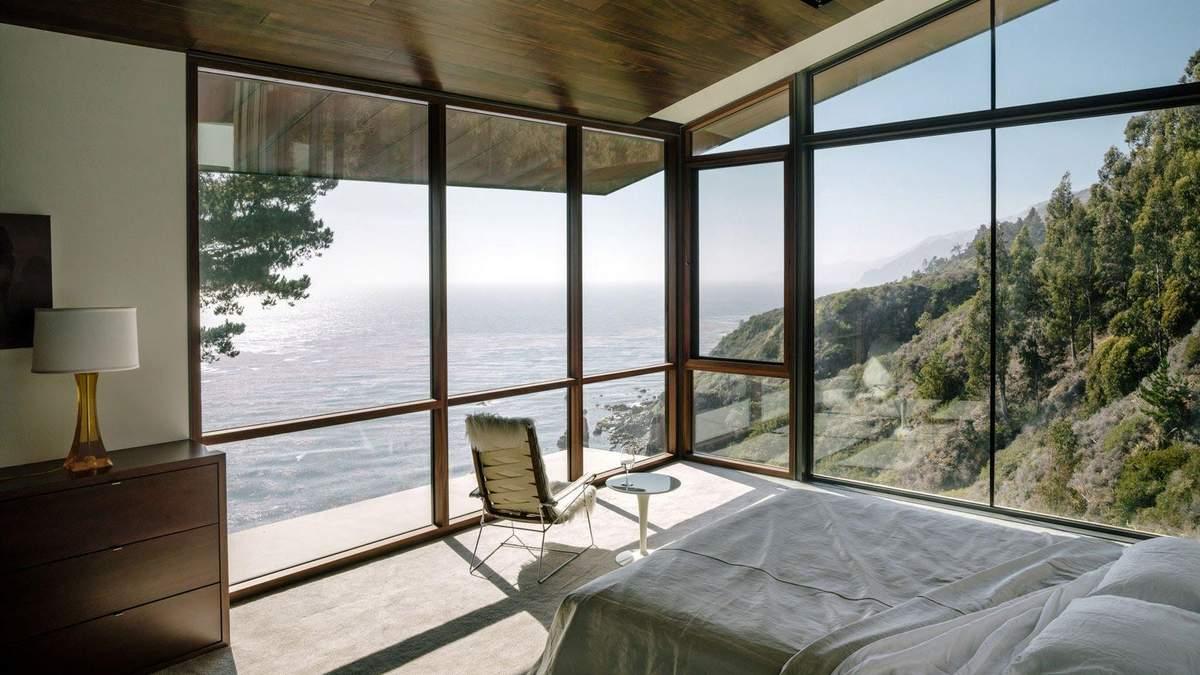 Найкращі краєвиди: фото 10 вражаючих кімнат зі справді великими вікнами