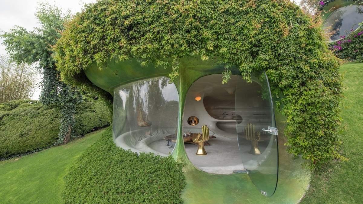 8 дивних і незвичних будинків з усього світу: фото