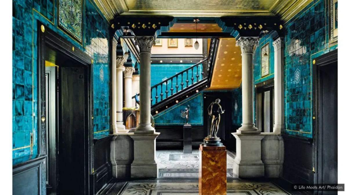 Як виглядають будинки відомих художників і письменників: фото