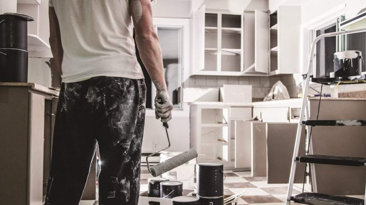 Три нестандартных совета тем, кто хочет сделать ремонт в новом году
