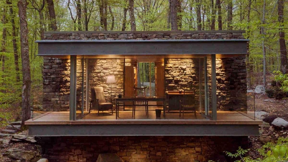 Модульный дом для отдыха: подборка с фото