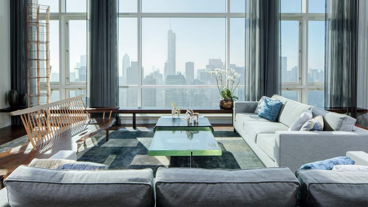 Дизайн вітальні в будинку: фото інтер'єрів з усього світу