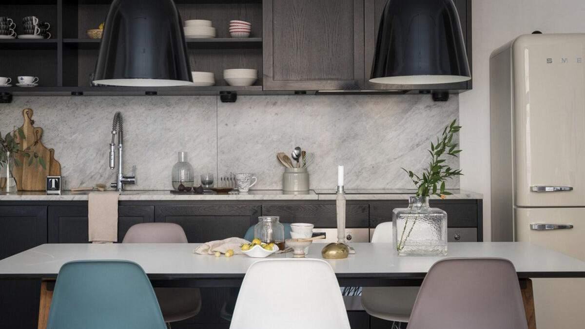 Інтер'єр у скандинавському стилі: фото квартири у Швеції