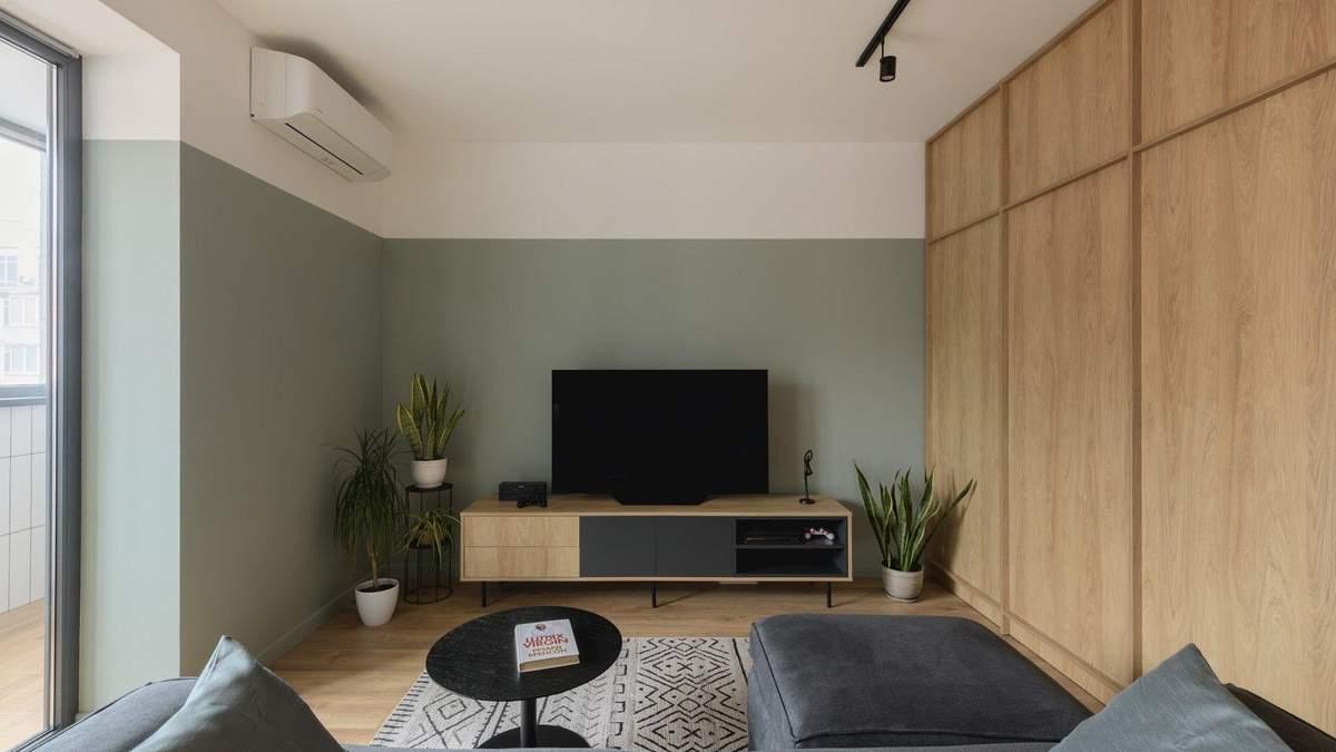 Квартира у скандинавському стилі: фото інтер'єру квартири в Києві