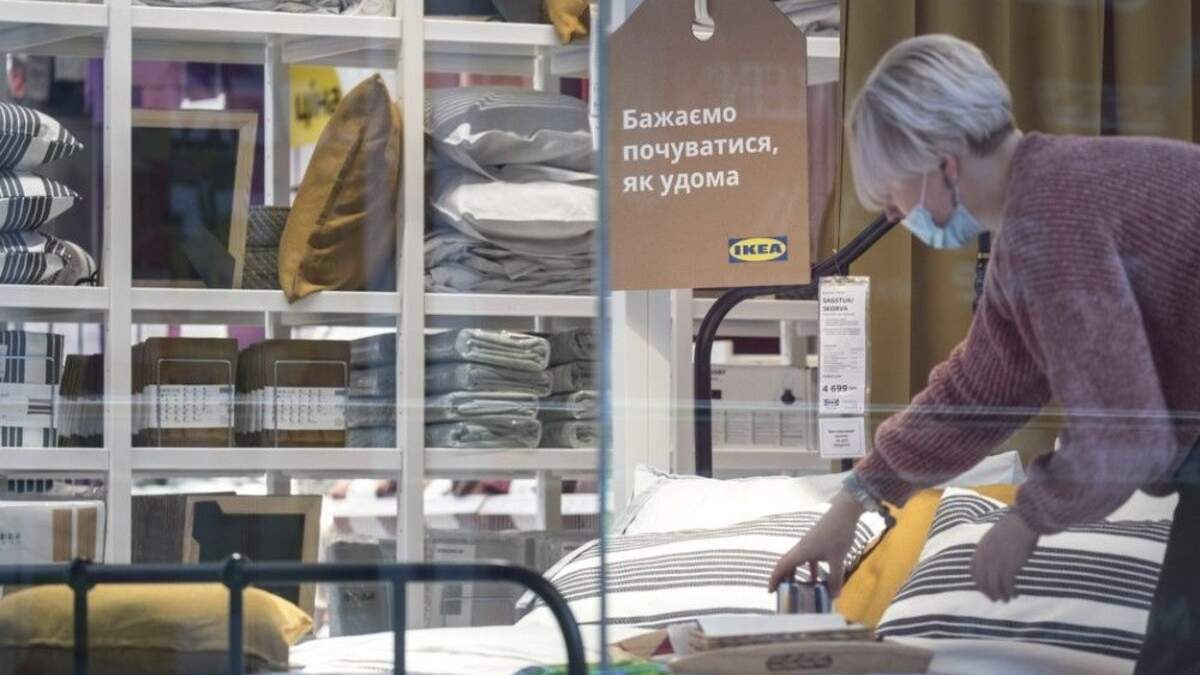 Открытие магазина IKEA в Украине: адрес в Киеве