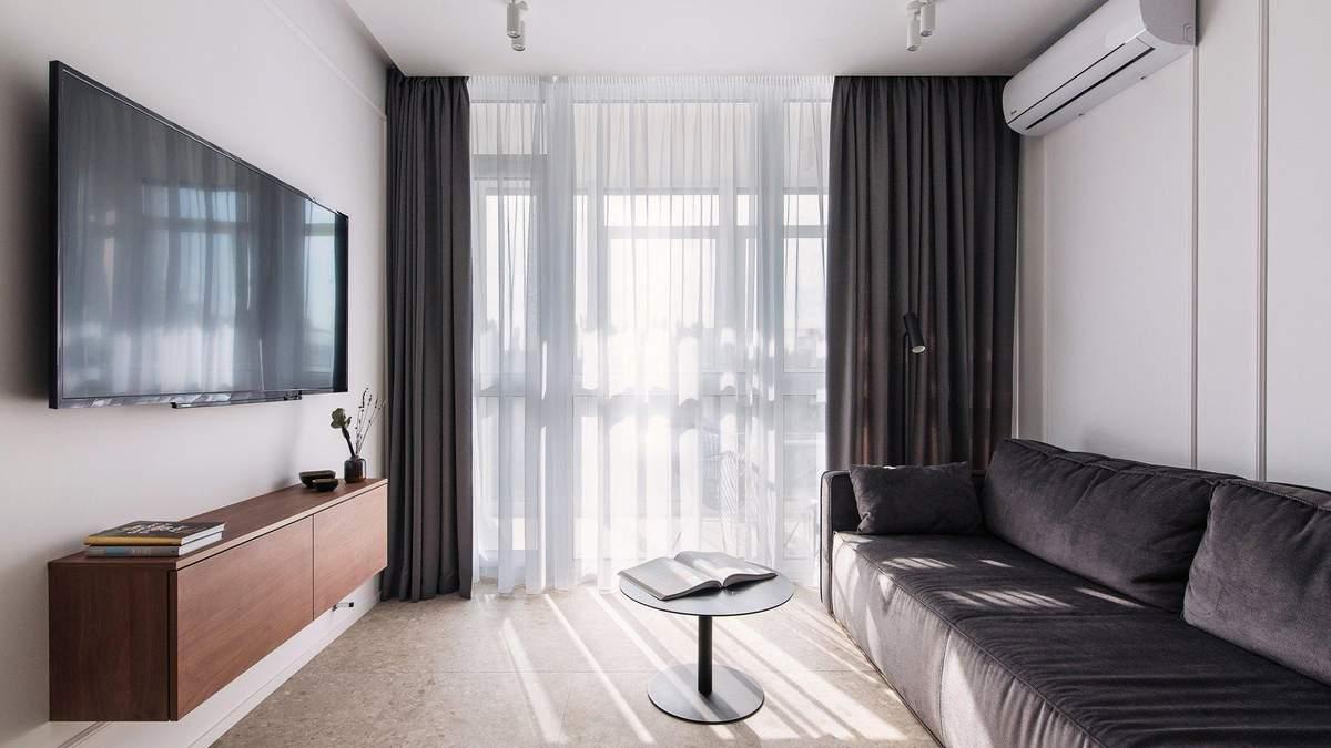 Квартира в аренду в Киеве: фото стильного дизайнерского интерьера