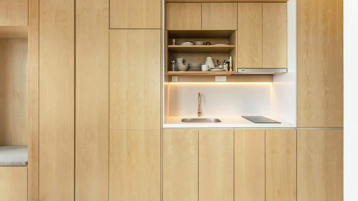 Маленька кухня: ідеї для комфортного облаштування