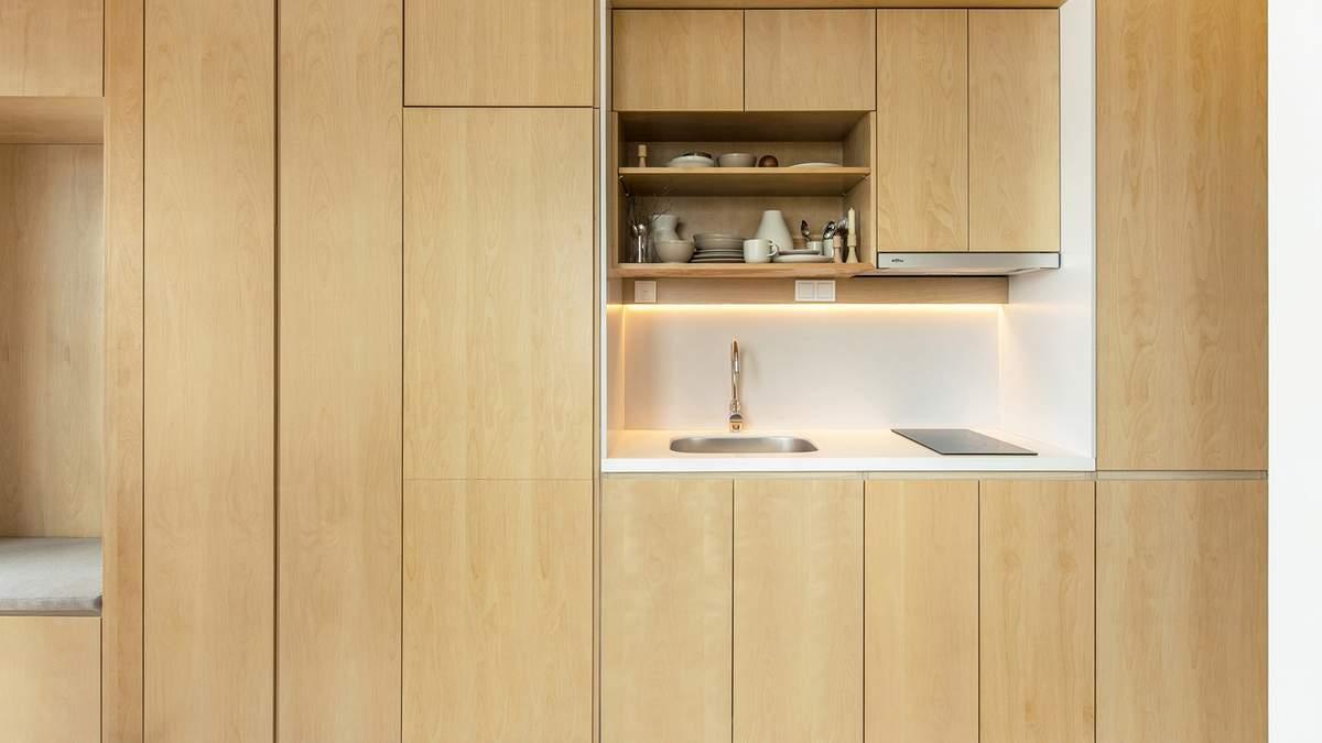 Маленькая кухня: идеи для комфортного обустройства