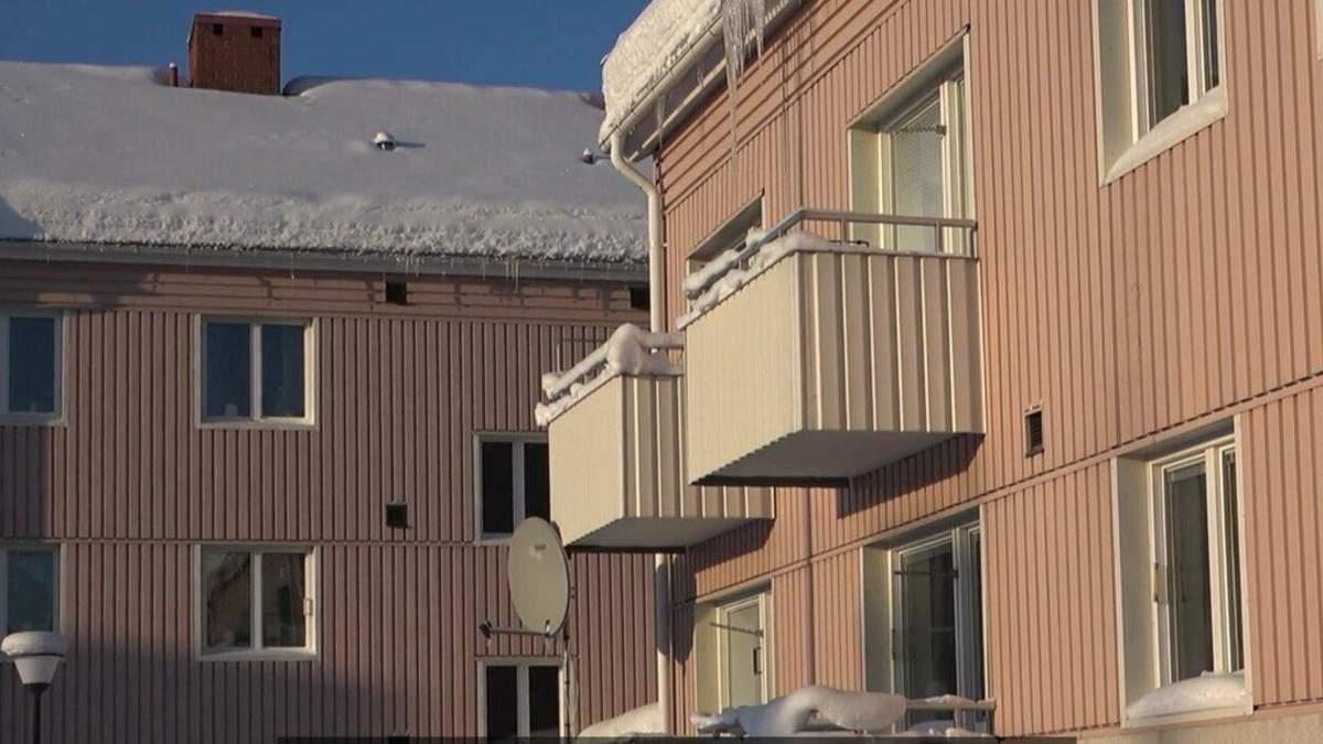 В Швеции продается квартира за 3 гривны