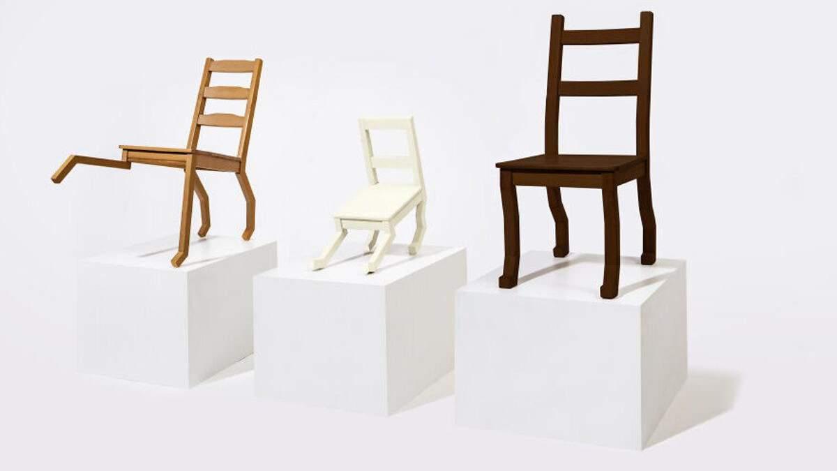 Схожі на собак: дизайнери випустили колекцію стільців, присвячену різним породам